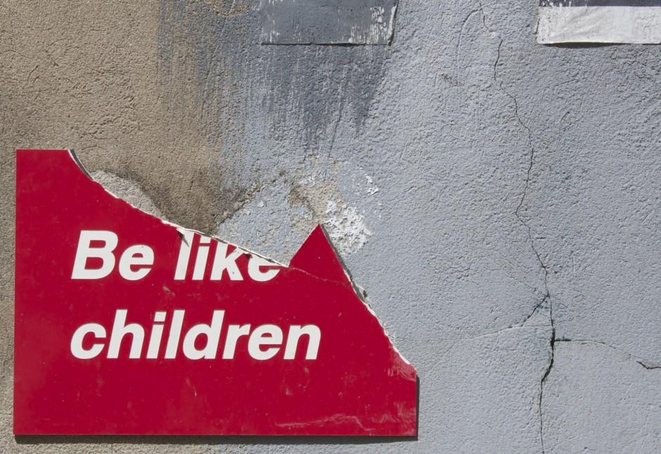 Be Like Children